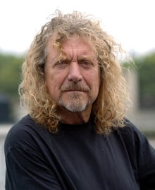 Top 25 Contemporary Acoustic Blues Guitarists - Robert Plant